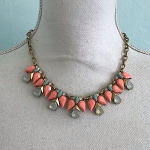 J.crew statement necklace jewelry